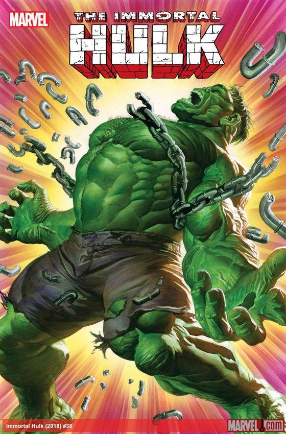 Immortal Hulk (2018) #38