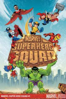 Marvel Super Hero Squad (2009) #1