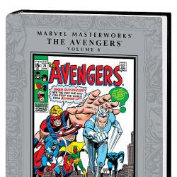 MARVEL MASTERWORKS: THE AVENGERS VOL. 8 #0