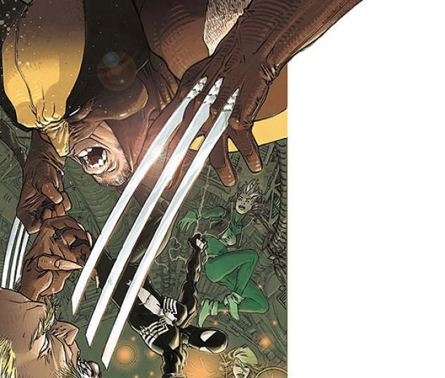 X-MEN/SPIDER-MAN #2