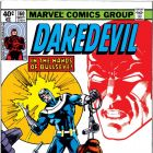 DAREDEVIL #160 COVER