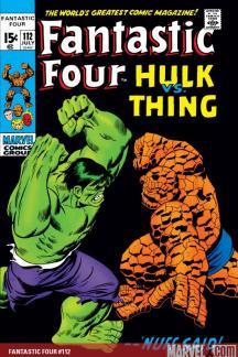 Fantastic Four (1961) #112