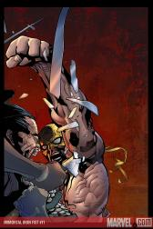 Immortal Iron Fist #11 