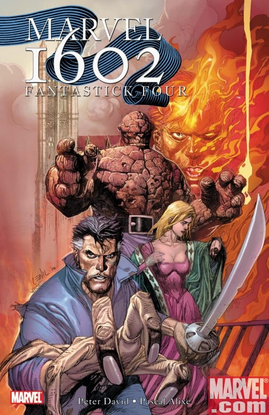Marvel 1602: Fantasick Four