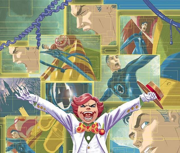 Marvel Adventures Fantastic Four (2005) #19