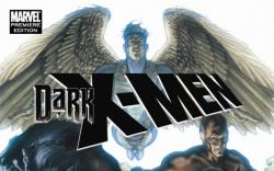 Dark X-Men (Hardcover)