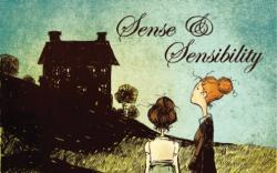 Sense &amp; Sensibility #4 cover by Skottie Young