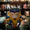 M.O.D.O.K. Statue from Bowen Designs at Toy Fair 2011