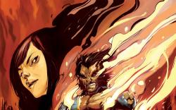 Wolverine and Jubilee #3