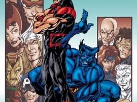 Wonder Man & Beast by Mark Bagley