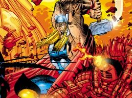 Essential Thor: Jurgens & Romita, Jr.