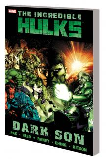INCREDIBLE HULKS: DARK SON TPB  (Trade Paperback)