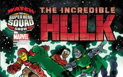 Incredible Hulks (2009) #603, SHS VARIANT
