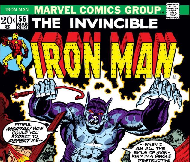 Iron Man (1968) #56