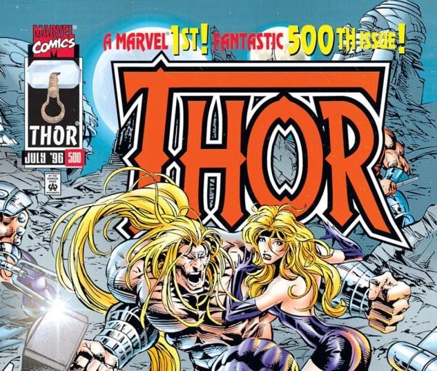 Thor (1966) #500