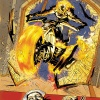 Ghost Rider makes an entrance
