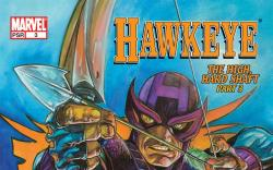 Hawkeye (2003) #3