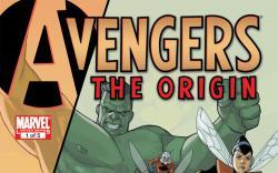 Avengers: The Origin (2010) #1