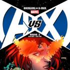 AVENGERS VS. X-MEN 5 STEGMAN VARIANT (1 FOR 100, WITH DIGITAL CODE)