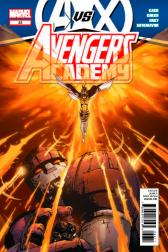 Avengers Academy #32 