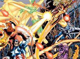 Marvel Comics App: Latest Titles 6/27/12