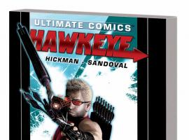 ULTIMATE COMICS HAWKEYE BY JONATHAN HICKMAN TPB (COMBO)