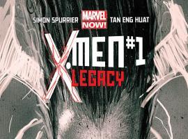 X-MEN LEGACY 1 ANDREWS VARIANT