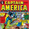 Captain America Comics (1941) #9 Cover