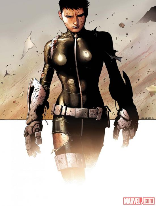 Daisy Johnson by Jim Cheung
