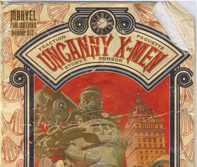 Uncanny X-Men #512