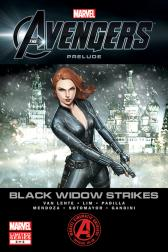 MARVEL'S THE AVENGERS: BLACK WIDOW STRIKES  (2012) #2
