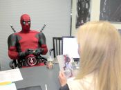 Deadpool Visits Marvel HQ Pt. 1
