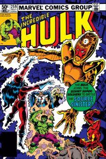 Incredible Hulk (1962) #259