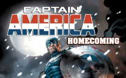 CAPTAIN AMERICA: HOMECOMING 1