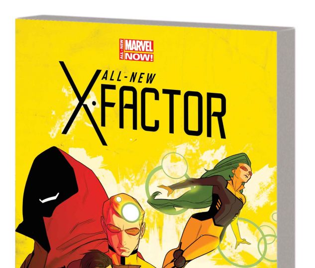 Comically All New X Factor Volume 1 Not Brand X Review Peter