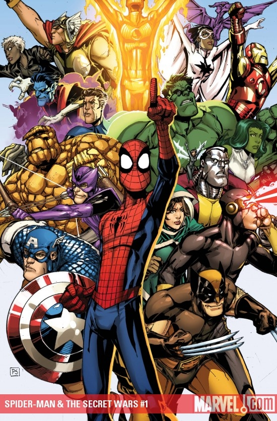 Marvel comics spider man secret wars espa ol pdf descargar gratis - Marvel spiderman comics pdf ...
