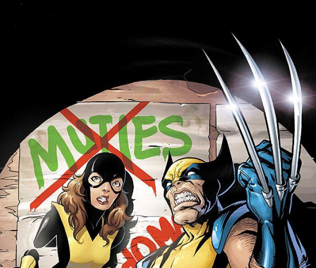 WOLVERINE AND THE X-MEN MAGAZINE #1