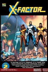 Essential X-Factor Vol. 2 (Trade Paperback)