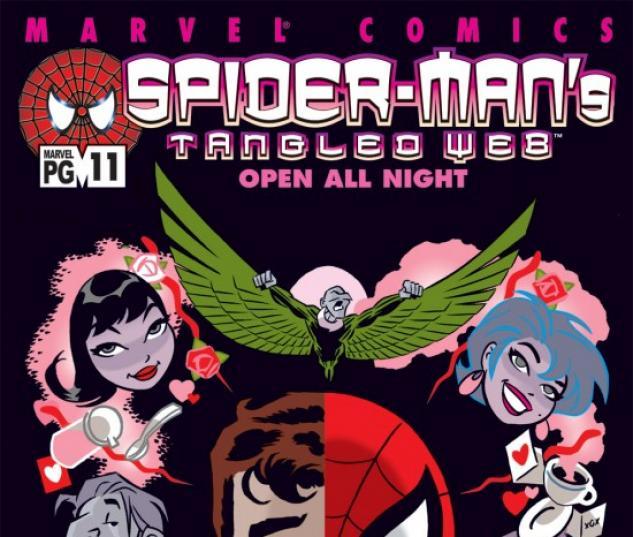 SPIDER-MAN'S TANGLED WEB #11