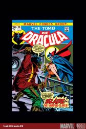 Essential Tomb of Dracula Vol.1 (Trade Paperback)