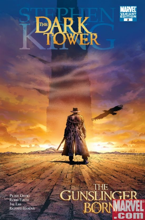 Dark Tower: The Gunslinger Born #2 (Finch var