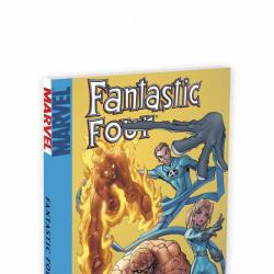 MARVEL AGE FANTASTIC FOUR VOL. 1: ALL FOR ONE COVER