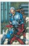 CABLE & DEADPOOL (2004) #4 COVER