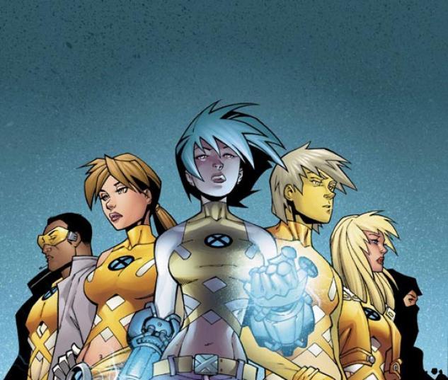 NEW X-MEN: ACADEMY X #1