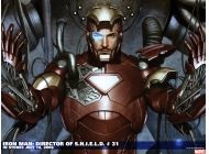 Iron Man: Director of S.H.I.E.L.D. (2007) #31 Wallpaper