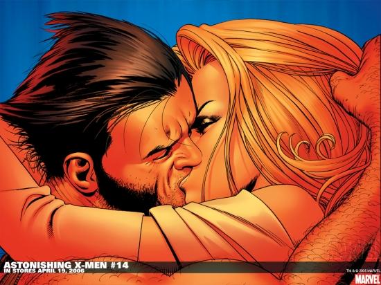 Astonishing X-Men (2004) #14 Wallpaper