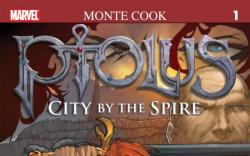 PTOLUS: CITY BY THE SPIRE #1