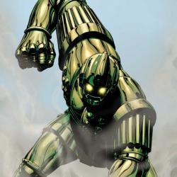 Iron Man: Titanium (2010) #1