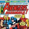 AVENGERS (1963) #151 cover by Jack Kirby