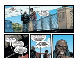 NEW AVENGERS: LUKE CAGE #3 preview art by Eric Canete